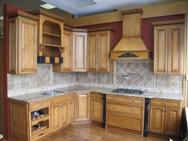 Tale of two kitchens ii beautiful kitchen on a budget - Kitchen and dining area design crossword ...